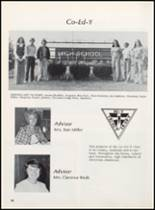1976 Todd County High School Yearbook Page 100 & 101