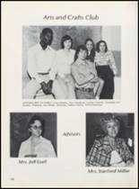 1976 Todd County High School Yearbook Page 108 & 109