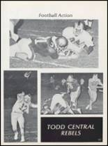 1976 Todd County High School Yearbook Page 120 & 121