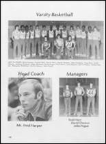 1976 Todd County High School Yearbook Page 128 & 129