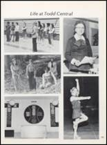 1976 Todd County High School Yearbook Page 166 & 167