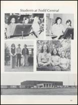 1976 Todd County High School Yearbook Page 176 & 177