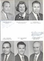 1959 Albany High School Yearbook Page 12 & 13