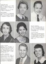 1959 Albany High School Yearbook Page 18 & 19