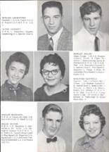 1959 Albany High School Yearbook Page 20 & 21