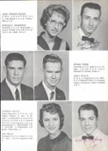 1959 Albany High School Yearbook Page 22 & 23