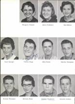 1959 Albany High School Yearbook Page 30 & 31