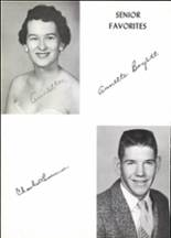 1959 Albany High School Yearbook Page 40 & 41