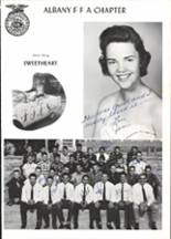 1959 Albany High School Yearbook Page 52 & 53