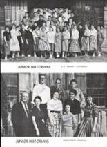 1959 Albany High School Yearbook Page 56 & 57