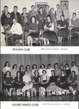 1959 Albany High School Yearbook Page 58 & 59
