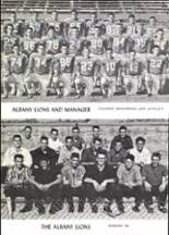 1959 Albany High School Yearbook Page 66 & 67