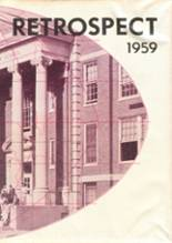 1959 Yearbook Penns Grove High School