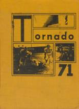 1971 Yearbook Lamesa High School