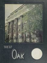 1967 Yearbook Upper Darby High School