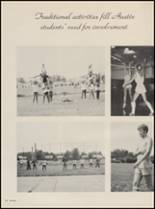 1977 Austin High School Yearbook Page 22 & 23