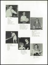 1963 Columbia High School Yearbook Page 12 & 13