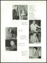 1963 Columbia High School Yearbook Page 14 & 15