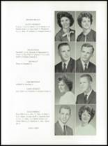 1963 Columbia High School Yearbook Page 18 & 19