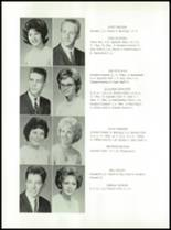 1963 Columbia High School Yearbook Page 20 & 21