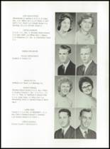 1963 Columbia High School Yearbook Page 22 & 23
