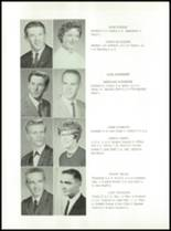 1963 Columbia High School Yearbook Page 24 & 25
