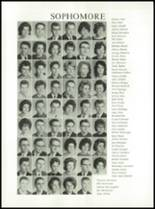 1963 Columbia High School Yearbook Page 30 & 31