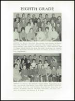 1963 Columbia High School Yearbook Page 34 & 35