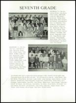 1963 Columbia High School Yearbook Page 36 & 37