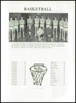 1963 Columbia High School Yearbook Page 40 & 41