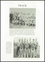 1963 Columbia High School Yearbook Page 42 & 43