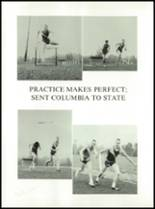 1963 Columbia High School Yearbook Page 44 & 45