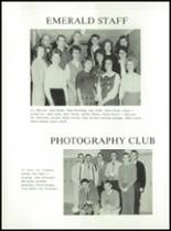 1963 Columbia High School Yearbook Page 50 & 51
