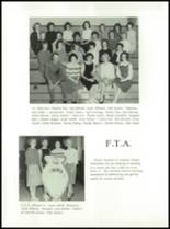 1963 Columbia High School Yearbook Page 56 & 57