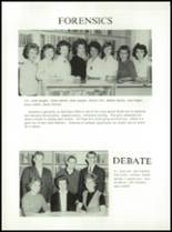 1963 Columbia High School Yearbook Page 58 & 59