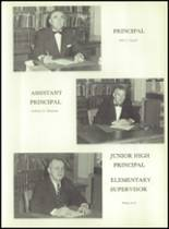 1964 Plains High School Yearbook Page 10 & 11