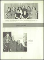 1964 Plains High School Yearbook Page 14 & 15