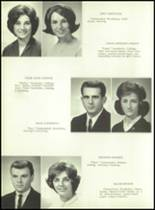 1964 Plains High School Yearbook Page 18 & 19