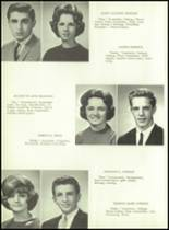 1964 Plains High School Yearbook Page 20 & 21