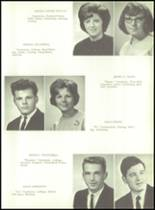 1964 Plains High School Yearbook Page 22 & 23