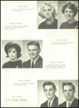 1964 Plains High School Yearbook Page 24 & 25