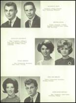 1964 Plains High School Yearbook Page 26 & 27
