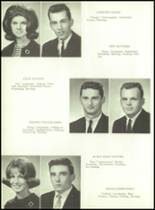 1964 Plains High School Yearbook Page 28 & 29