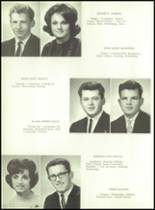 1964 Plains High School Yearbook Page 32 & 33