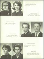 1964 Plains High School Yearbook Page 34 & 35