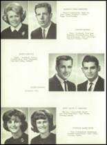 1964 Plains High School Yearbook Page 38 & 39