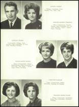 1964 Plains High School Yearbook Page 40 & 41