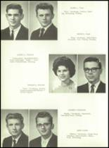 1964 Plains High School Yearbook Page 42 & 43