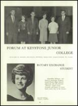 1964 Plains High School Yearbook Page 44 & 45