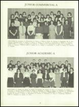 1964 Plains High School Yearbook Page 46 & 47